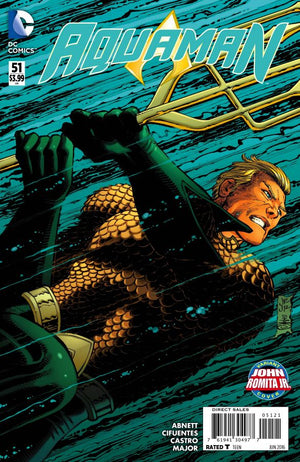 Aquaman (The New 52) #51 Variant