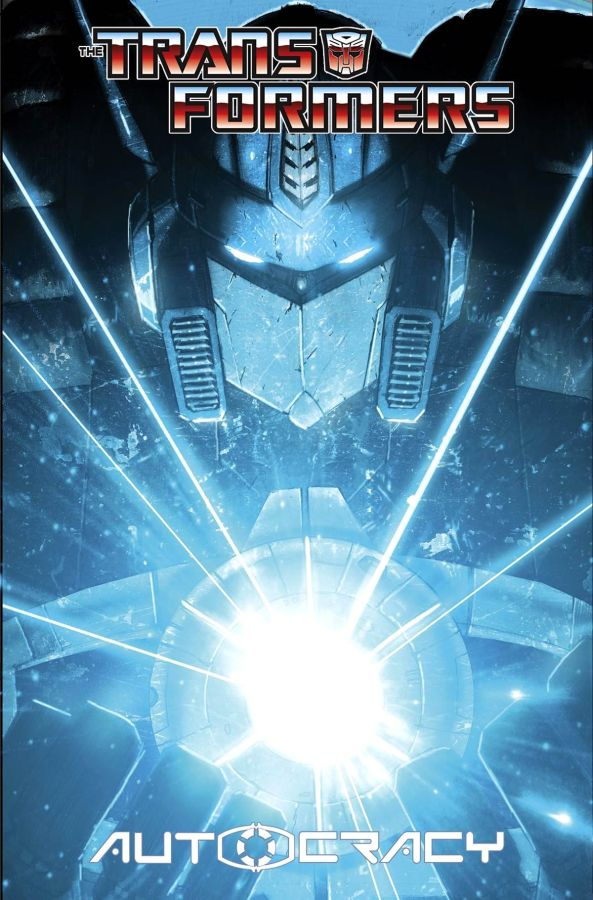 Transformers: Autocracy Trilogy HC