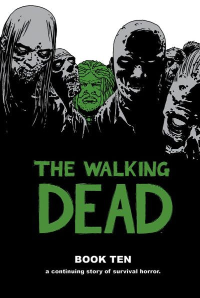 Walking Dead Book 10 HC