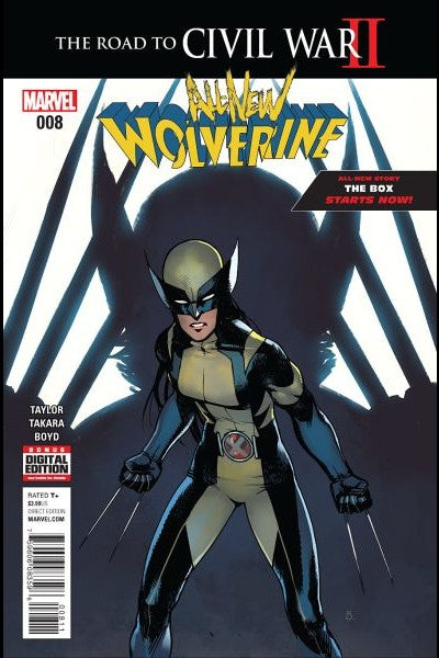 All-New Wolverine (2015) #08