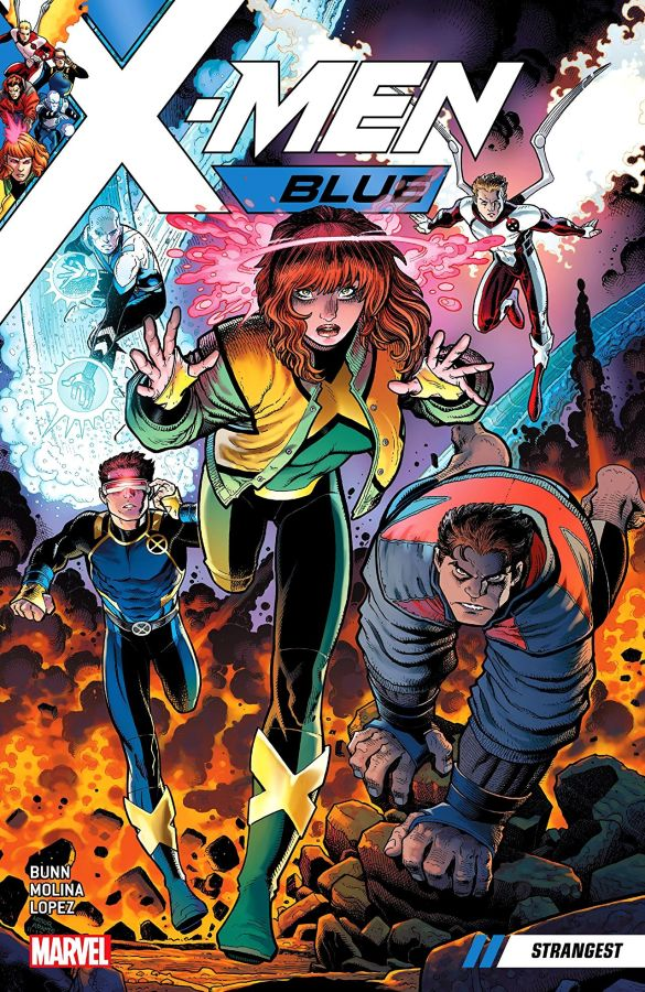 X-Men Blue (2017) Volume 1: Strangest