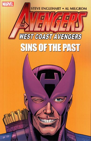 Avengers West Coast Sins of