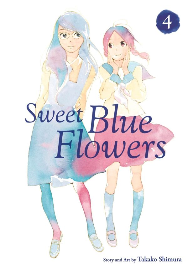 Sweet Blue Flowers Volume 04