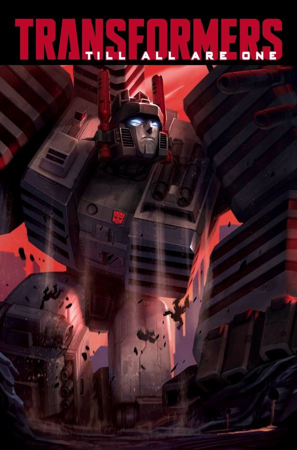 Transformers: Till All Are One Volume 2