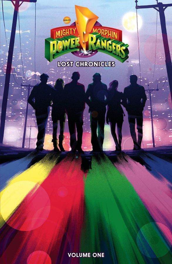 Mighty Morphin Power Rangers: The Lost Chronicles Volume 1