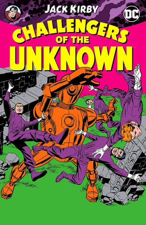 Challengers of the Unknown by