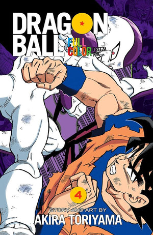 Dragon Ball Freeza Arc Volume 4