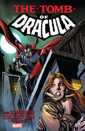 Tomb of Dracula - The Complete Collection Volume 3