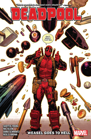 Deadpool (2018) Volume 3: Weasel Goes to Hell