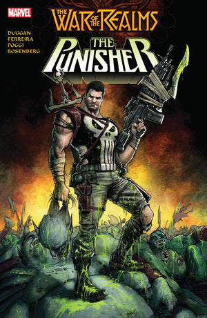 War of the Realms (2019): The Punisher