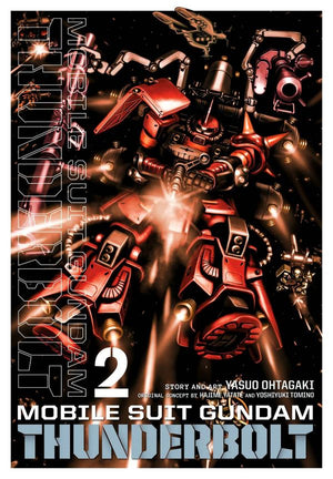 Mobile Suit Gundam: Thunderbolt Volume 02