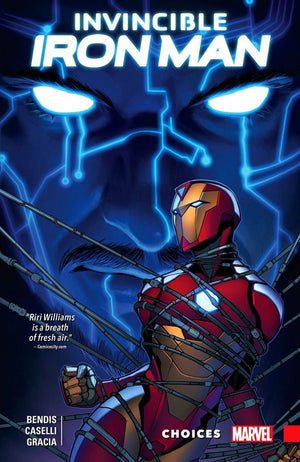 Invincible Iron Man (2016) Ironheart Volume 2: Choices