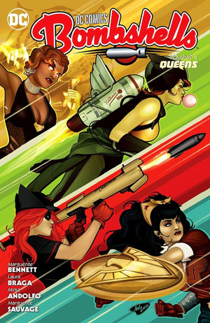 DC Comics Bombshells Volume 4: Queens