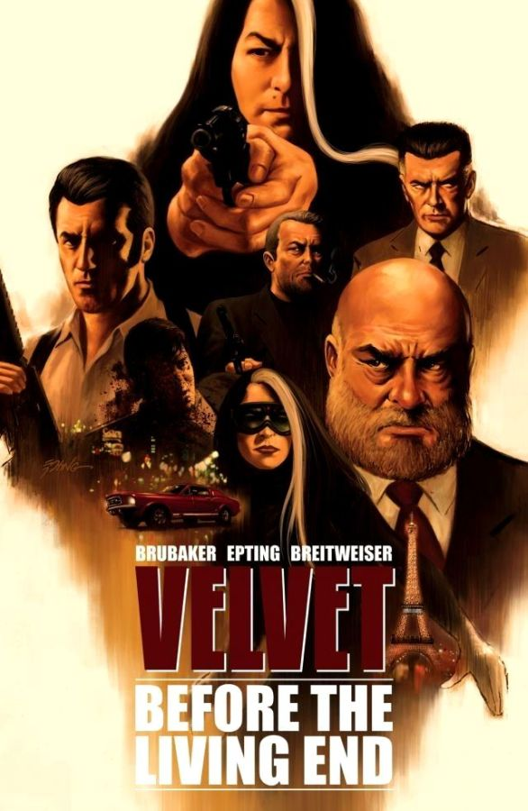 Velvet Volume 1: Before the Living Head