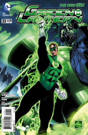 Green Lantern (The New 52) #33 Variant
