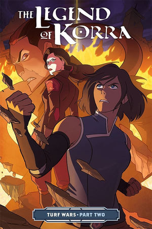 Legend of Korra Volume 2: Turf Wars Part 2