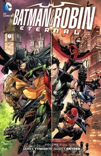 Batman & Robin Eternal Volume 1