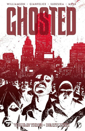Ghosted Volume 3