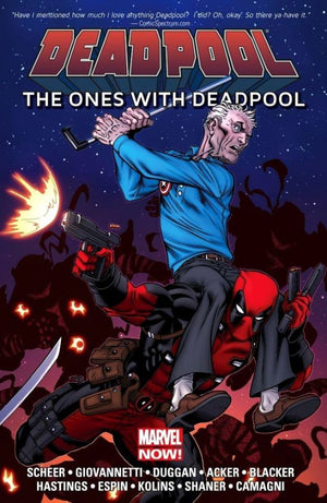 Deadpool: The Ones With Deapool