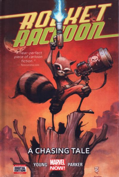 Rocket Raccoon (2014) Volume 1: A Chasing Tale HC