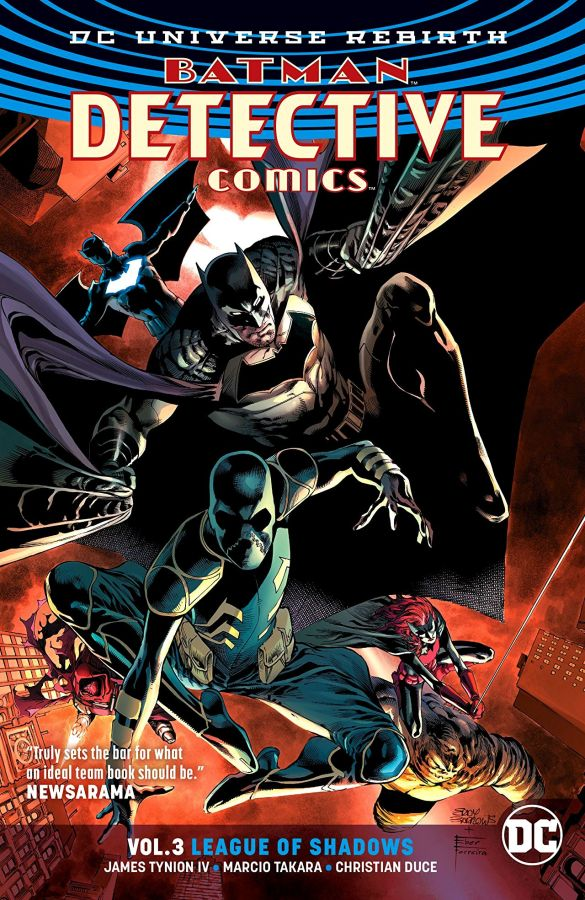 Batman - Detective Comics (DC Universe Rebirth) Volume 3: League of Shadows