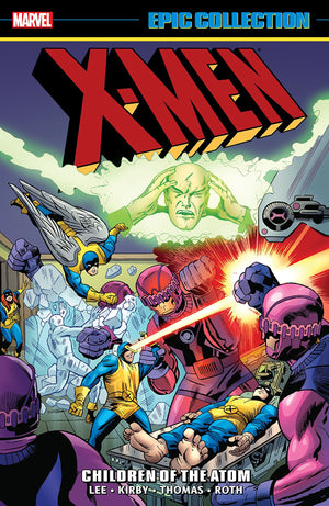 X-Men: Children of the Atom (Epic Collection)