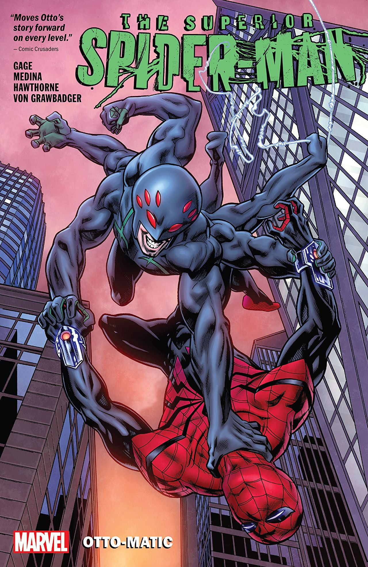 Superior Spider-Man (2018) Volume 2: Otto-Matic