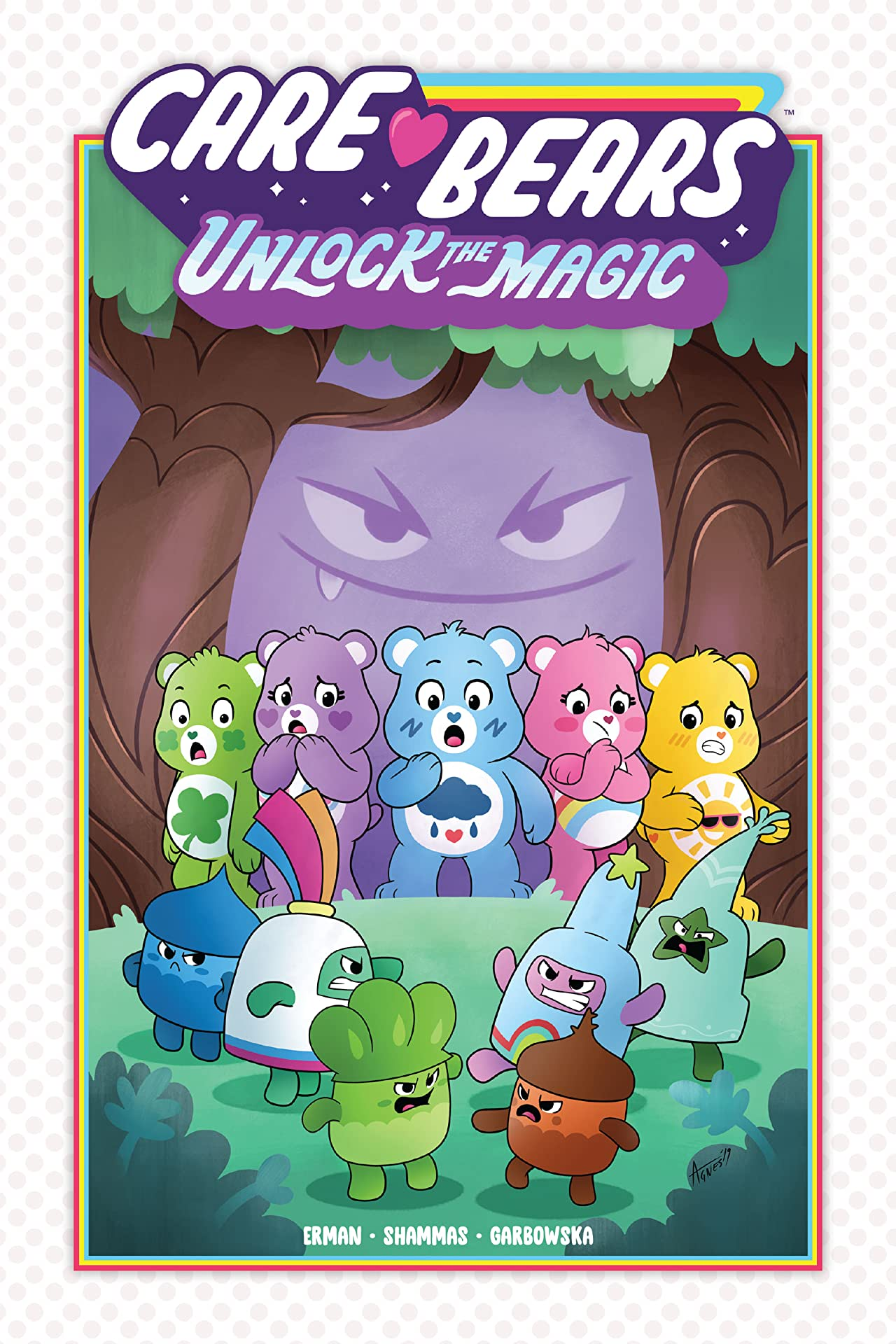 Care Bears (2019) Volume 1: Unlock the Magic
