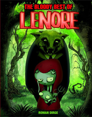 Bloody Best of Lenore HC