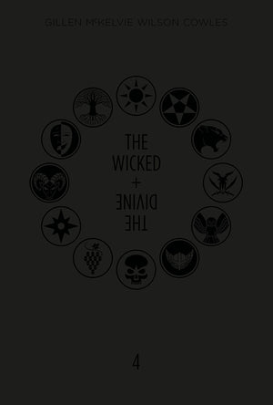 Wicked + The Divine (2014) Book 4 HC