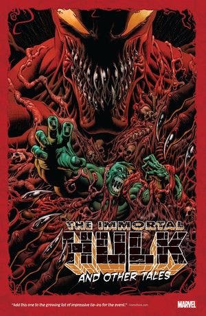 Absolute Carnage (2019): Immortal Hulk and Other Tales