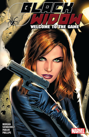 Black Widow (2004): Welcome to the Game