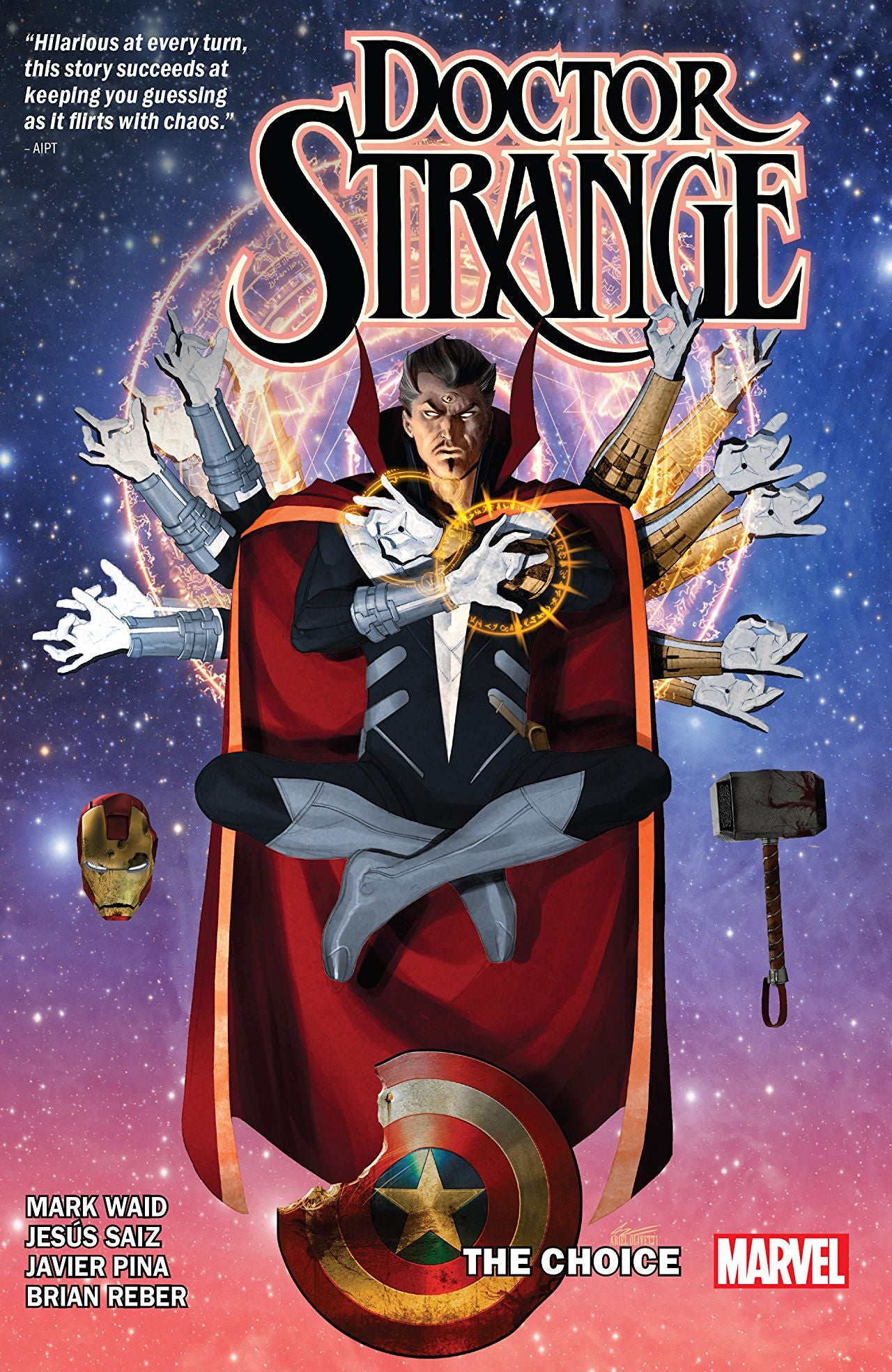 Doctor Strange (2018) Volume 4: Choice