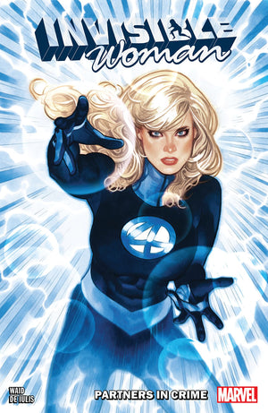 Invisible Woman (2019): Partners in Crime