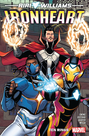 Ironheart (2018) Volume 2: Ten Rings