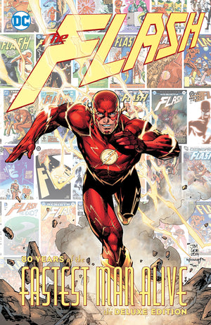 Flash: 80 Years of the Fastest Man Alive HC