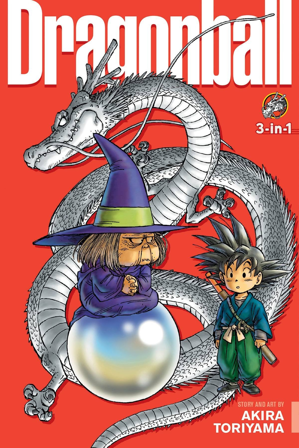 Dragon Ball 3-in-1 Edition Volume 03