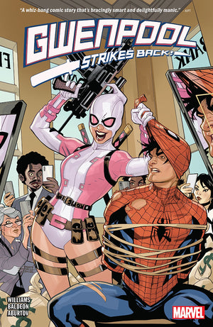 Gwenpool Strikes Back! (2019)