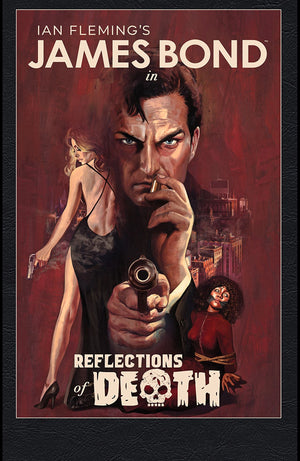 James Bond: Reflections of Death HC