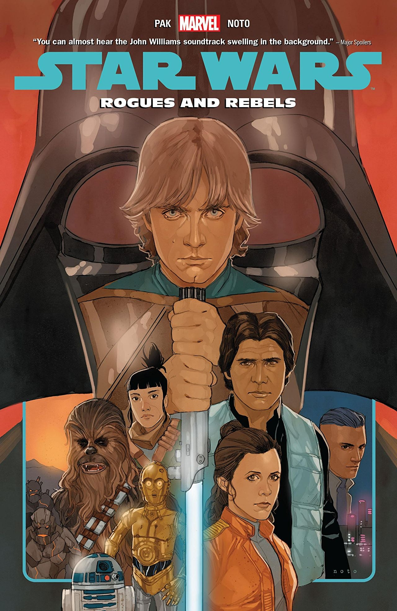 Star Wars (2015) Volume 13: Rogues and Rebels