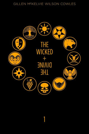 Wicked + The Divine (2014) Book 1 HC