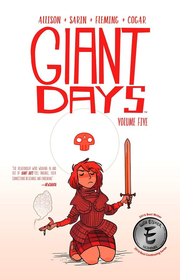 Giant Days Volume 05