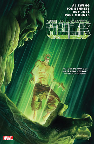 Immortal Hulk (2018) Book 2 HC