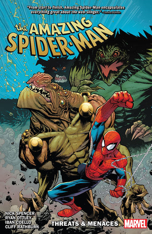 Amazing Spider-Man (2018) Volume 8: Threats & Menaces
