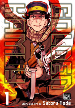 Golden Kamuy Volume 01