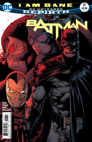 Batman #17 (DC Universe Rebirth)