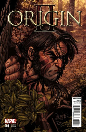 Origin II #1 (of 5) Larroca Variant