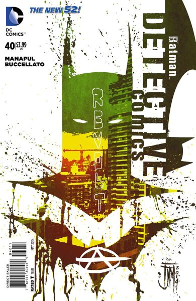 Detective Comics (The New 52) #40