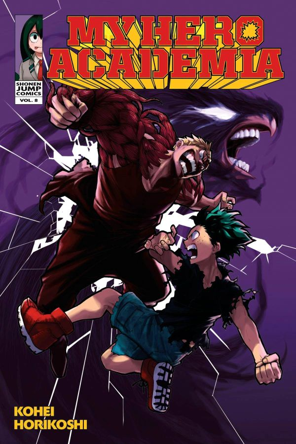 My Hero Academia Volume 09