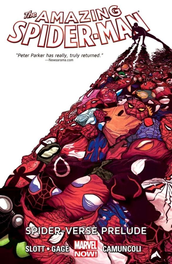 Amazing Spider-Man (2014) Volume 2: Spider-Verse Prelude